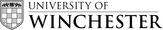 UoWinchester Logo Banner (1)
